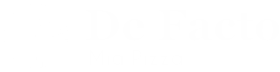 De Facto – Pizza à emporter & Livraison & Épicerie fine Logo